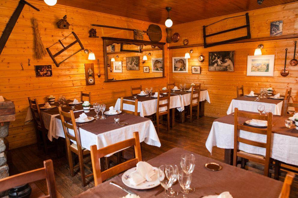 Restaurant Saint Paul Monestier